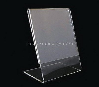11x17 acrylic sign holder