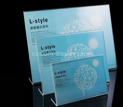 Plexiglass holders