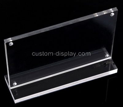 Magnetic sign holders