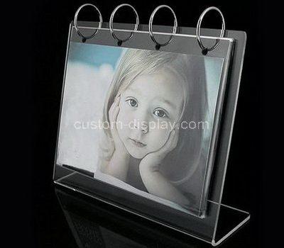 Acrylic sign frames