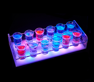 Shot glass organizer