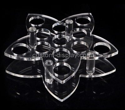 Shot glass shelf