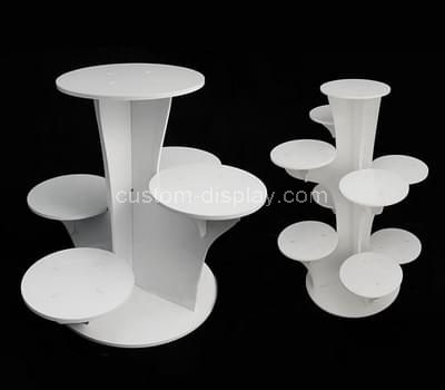 Acrylic cake stands wholesale