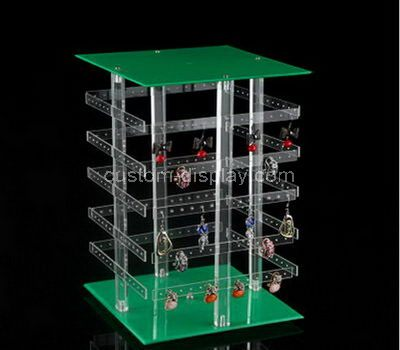 Earring display rack