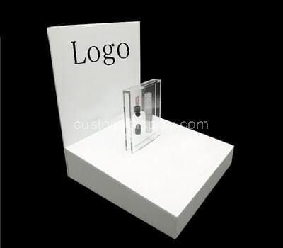 Acrylic perspex display stands