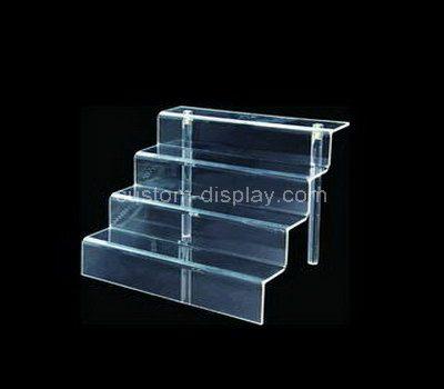 4 step acrylic display