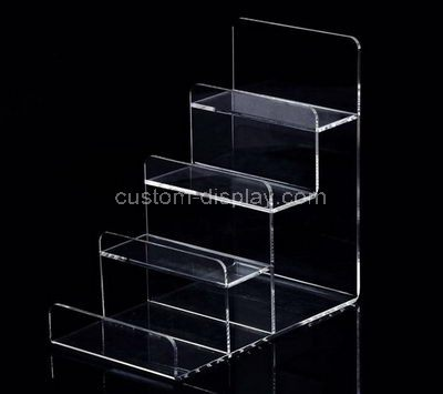 4 tier acrylic display