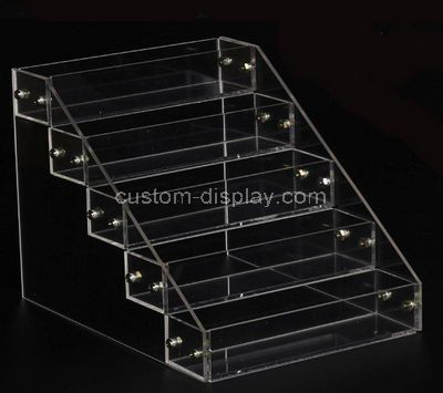 Tabletop tiered display stand