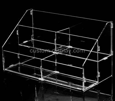 2 tier display rack