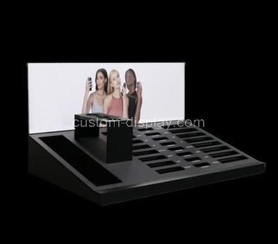 Plastic product display stands