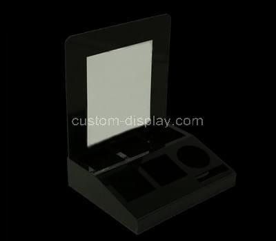 retail makeup display