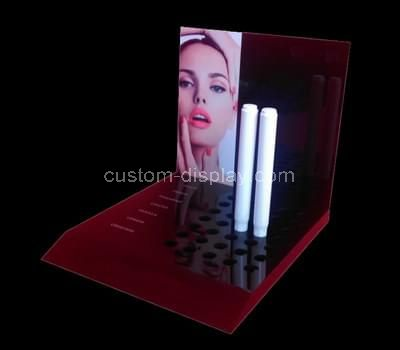 Professional acrylic makeup display