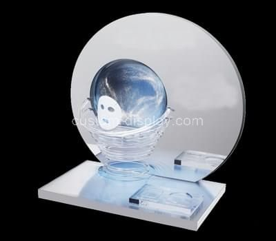 acrylic cosmetic retail display