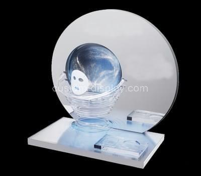 acrylic cosmetic retail display