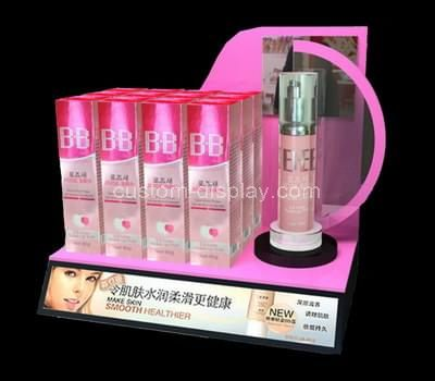 acrylic cosmetics display stands