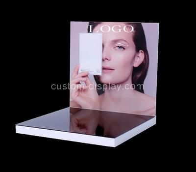 acrylic cosmetic counter displays