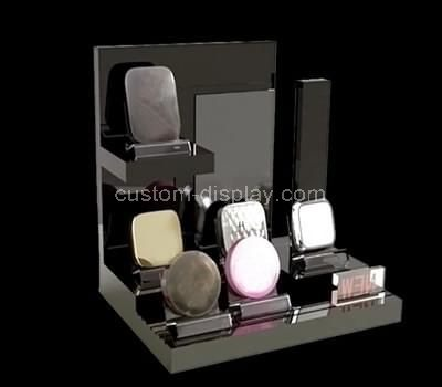 Acrylic beauty product display stand