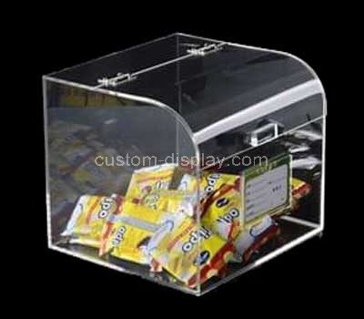 acrylic pastry display case