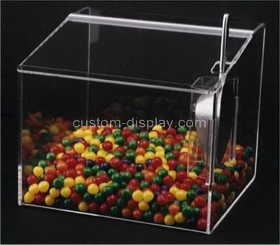 antique candy display case