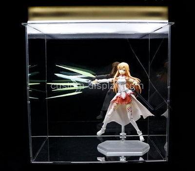 action figure storage box