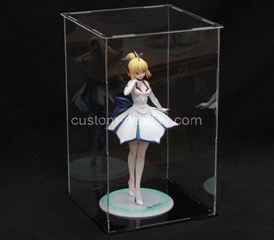 plastic display case for figures