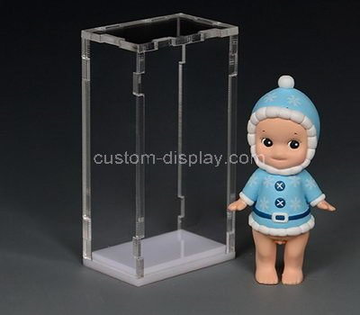 small figurine display case