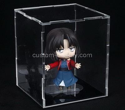 single action figure display case