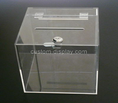 coin donation box