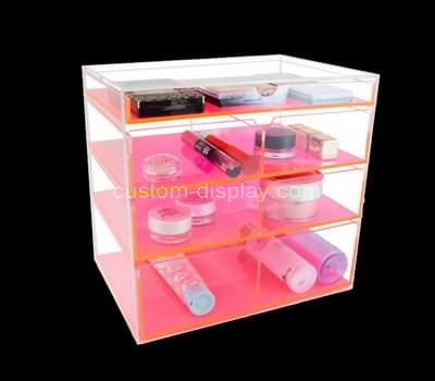 acrylic box with drawers
