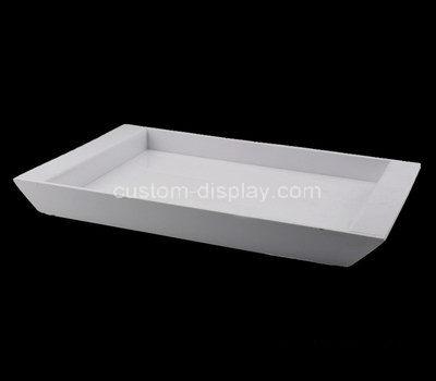 plastic platter trays