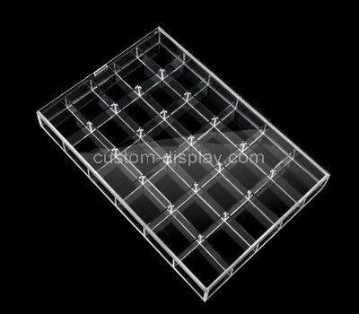 clear tray