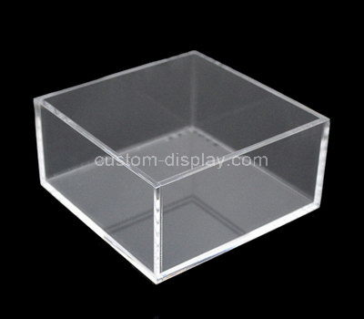 clear acrylic containers