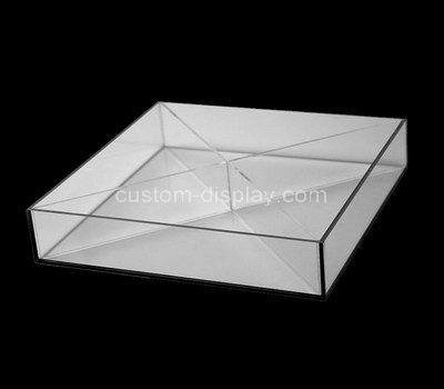 perspex tray