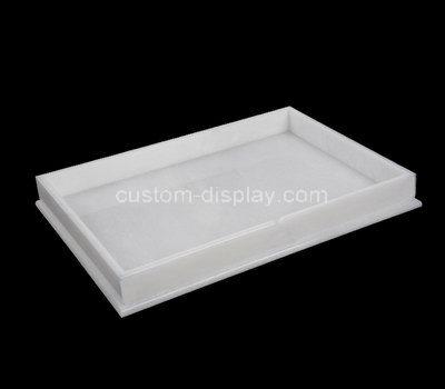perspex display trays
