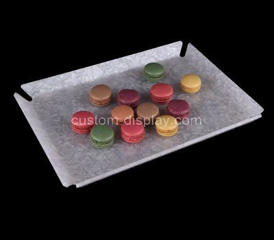 rectangular tray