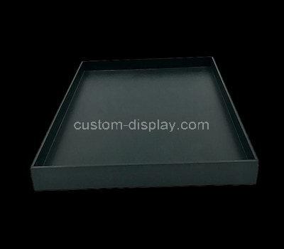 plexiglass serving trays