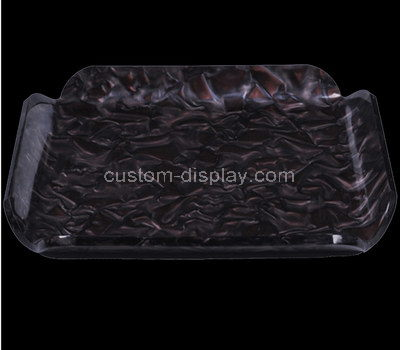 lucite bar tray