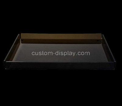 lucite desk tray
