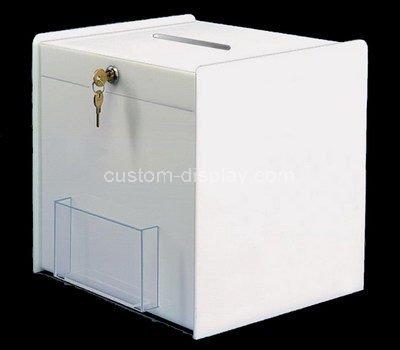 white suggestion box