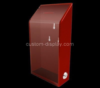 red suggestion box
