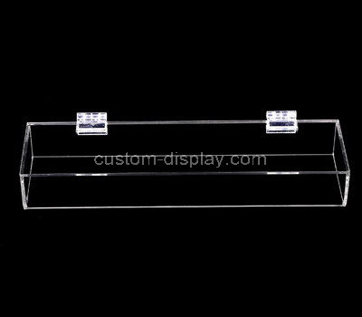 transparent display box