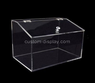 clear display box
