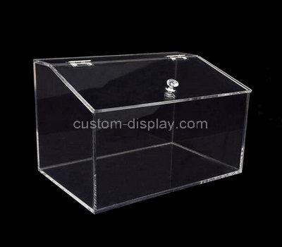 clear display box
