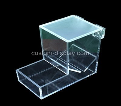 standing display case