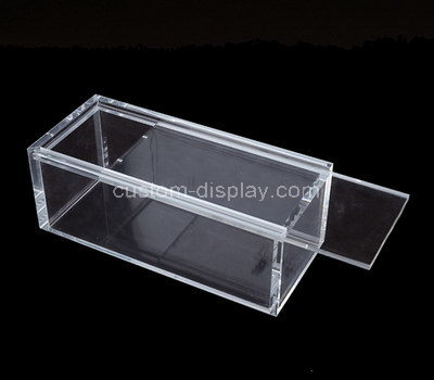 narrow display case