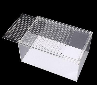 CSA-573-1 white acrylic box