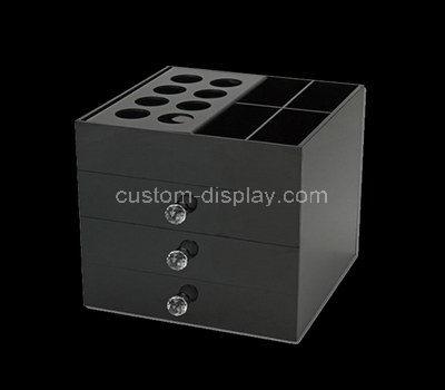 black drawer box