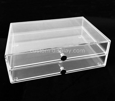 acrylic drawer organiser