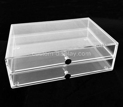 acrylic drawer organiser