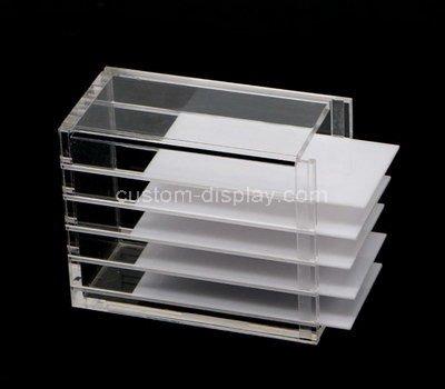 5 compartment storage box